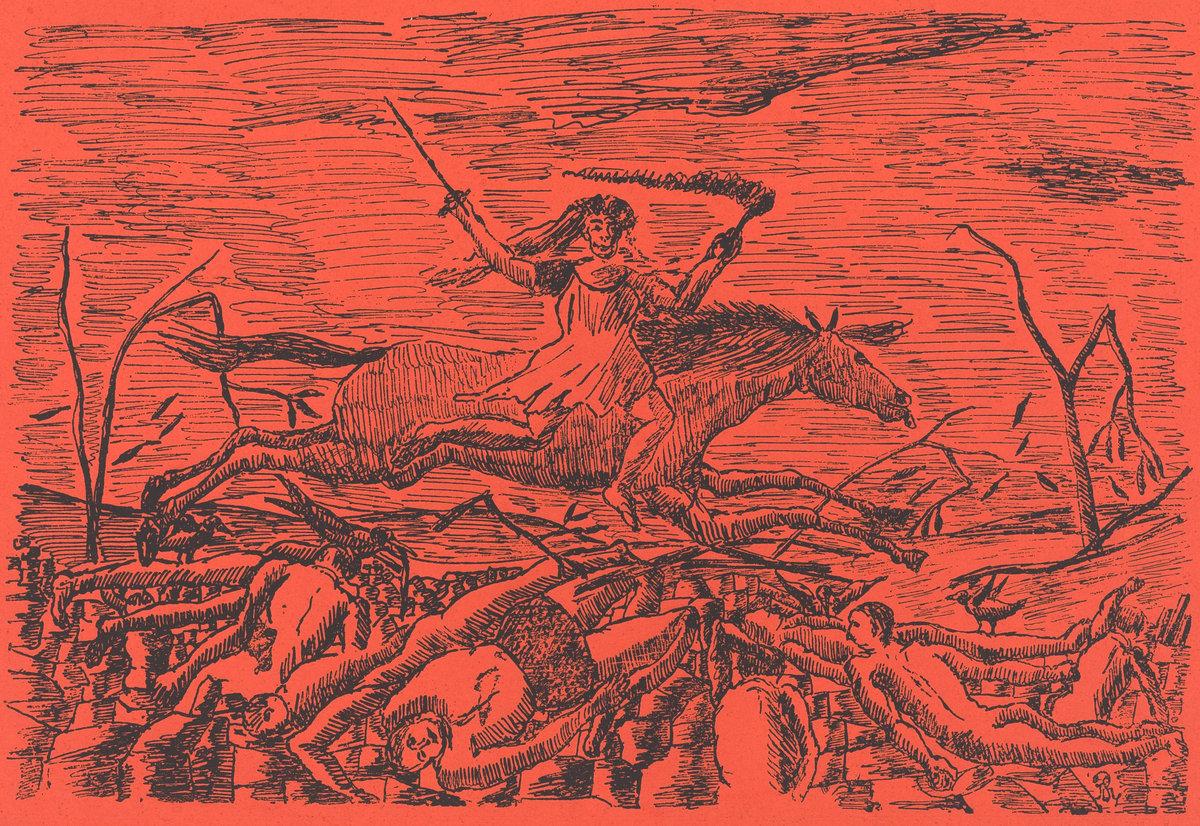 La Guerre - Rousseau